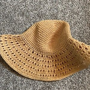 Urban Outfitters Straw Beach Hat
